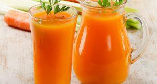 کنسانتره آب هویج