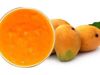 پوره میوه آماده ایرانی