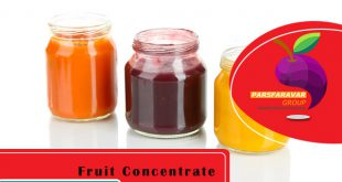 صادرات کنسانتره میوه
